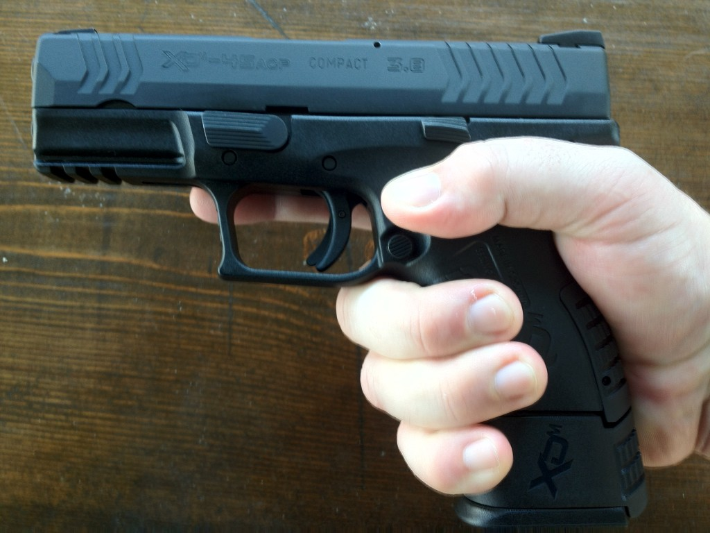 XDm .45 Grip