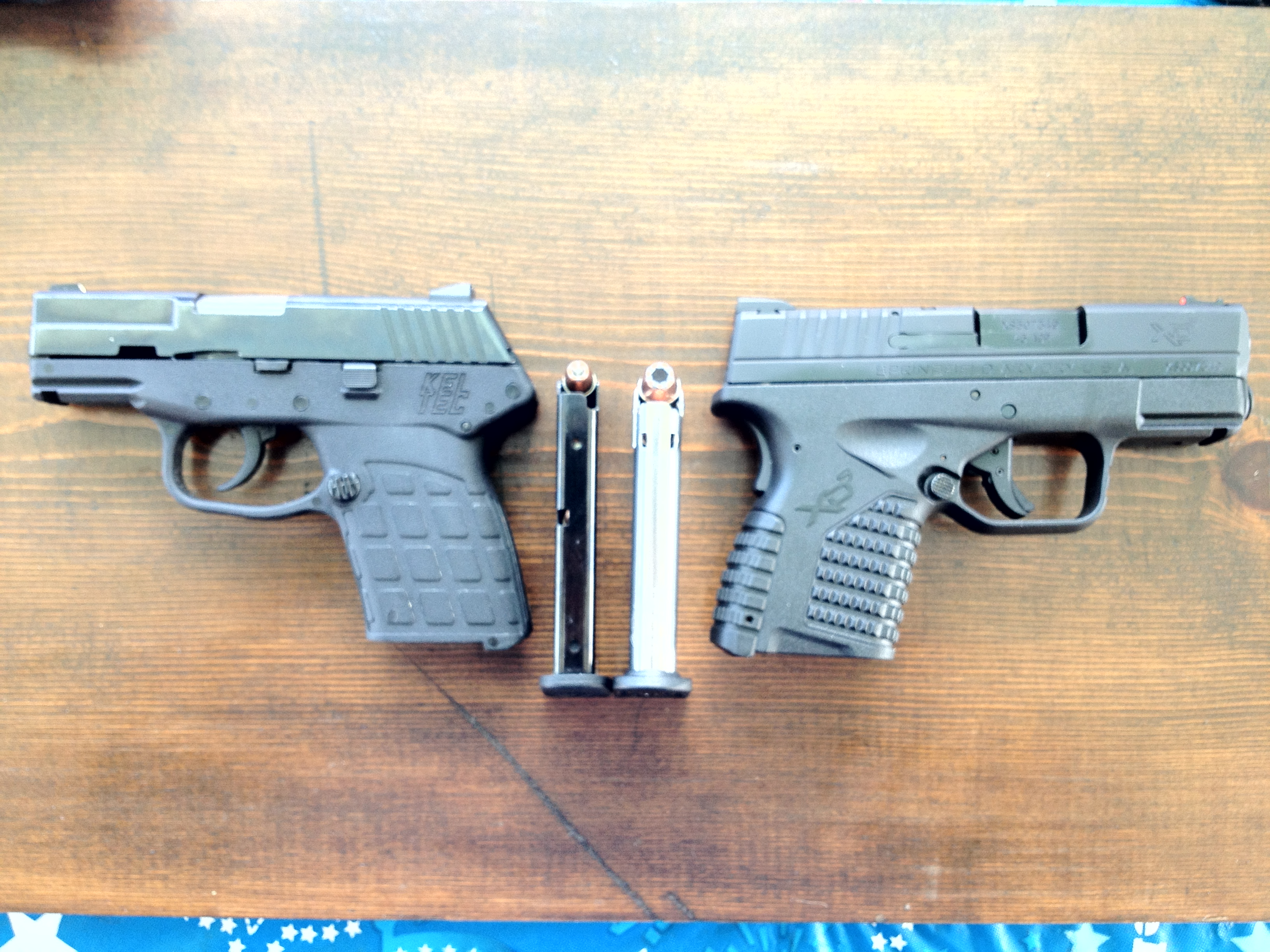 XDS 3 3″  45 ACP Single-Stack – Springfield is the latest to
