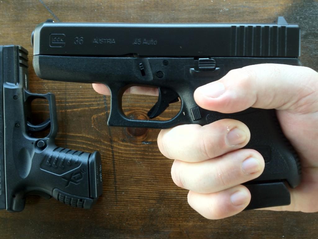 Glock 36 Grip